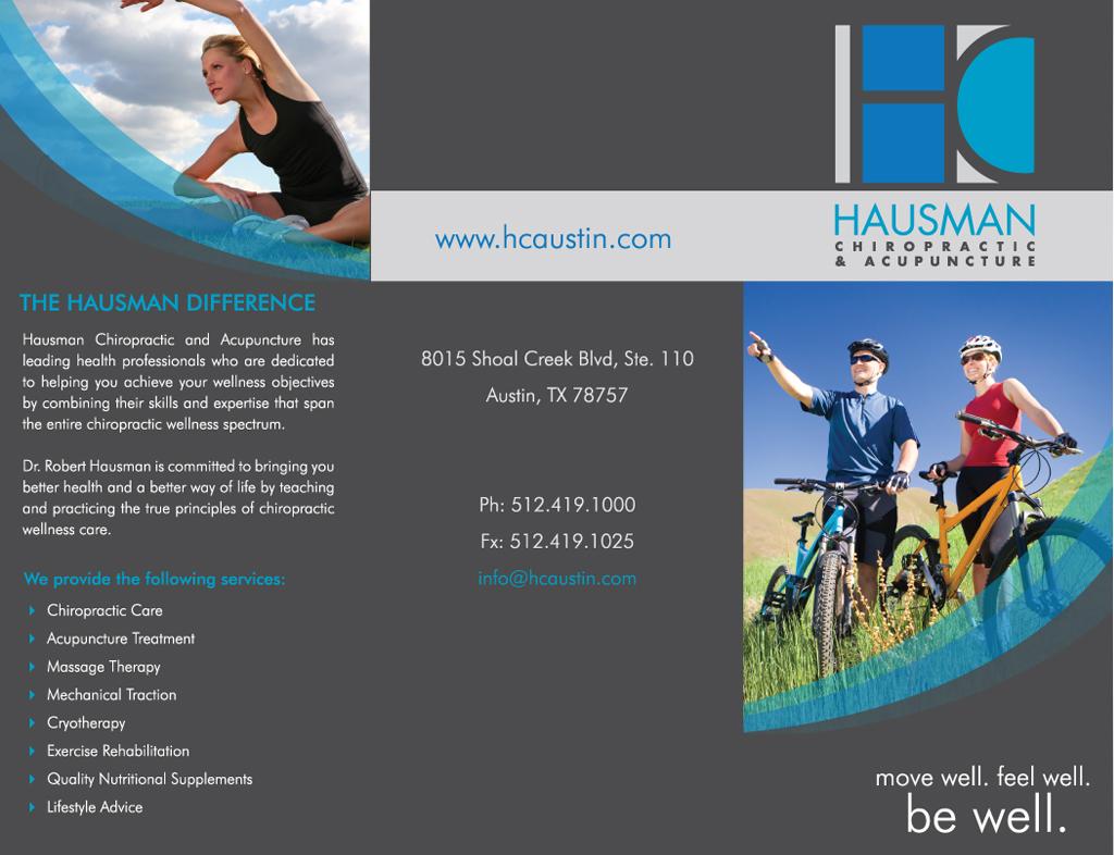 Chiropractic Brochures Chiropractors