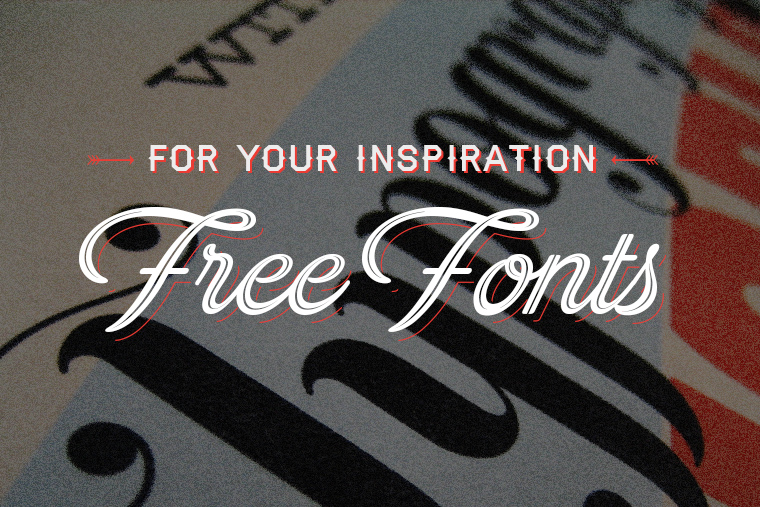 6 Free Fonts for Your Designs - Alt Creative