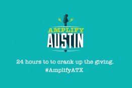portfolio item Amplify Austin: Addictively Awesome