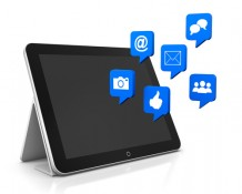 portfolio item Use Facebook to Attract People to Your Blog Today