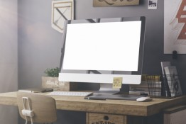 portfolio item Transform Your Boring Office Space into a Reflection of You