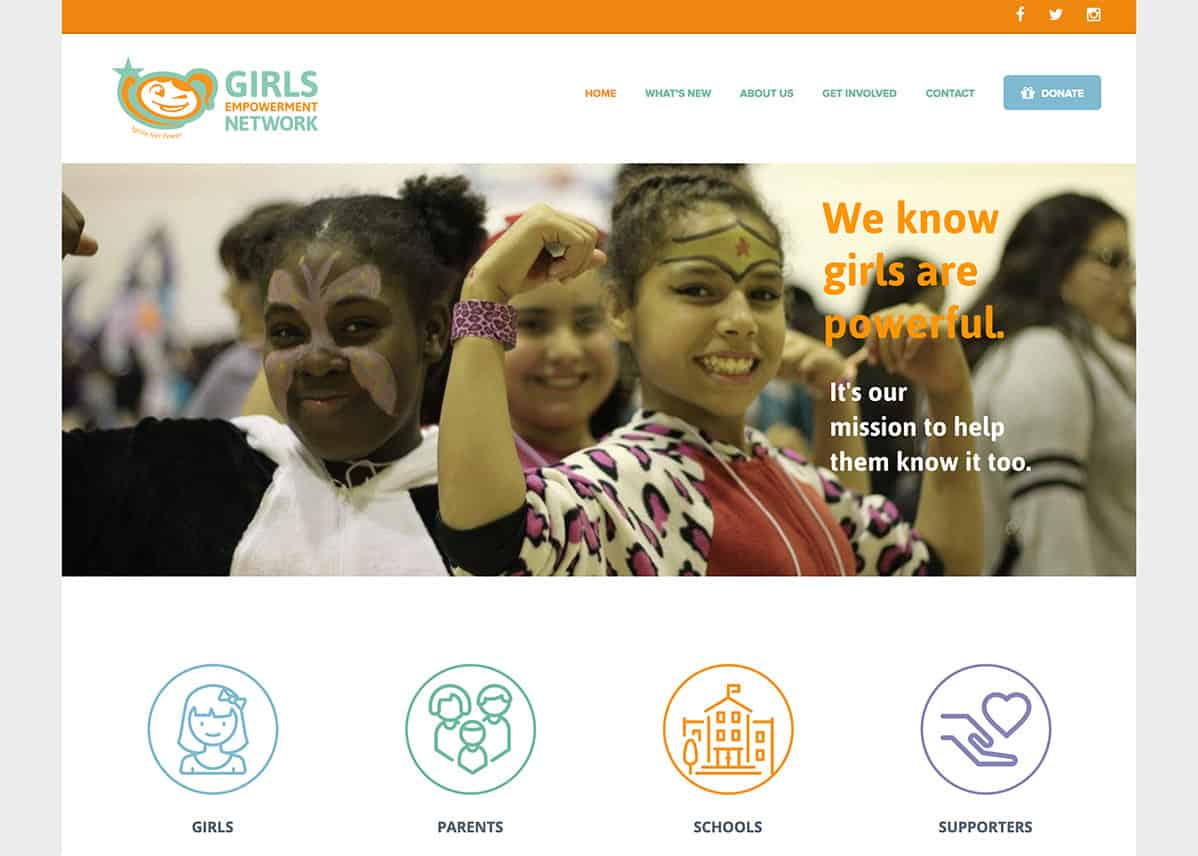 Girls Empowerment Network
