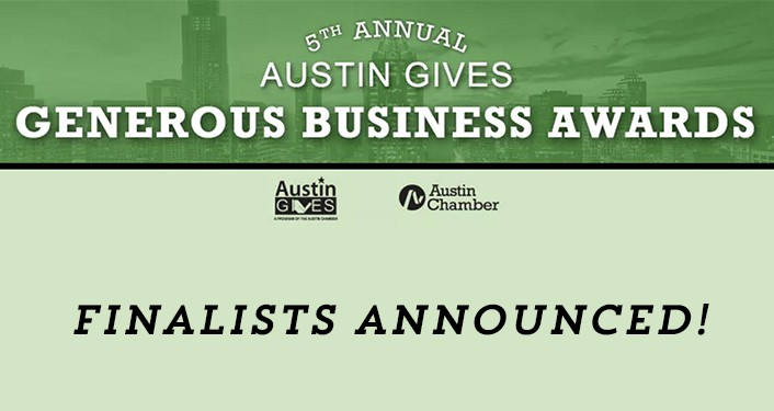 Alt Creative Announced as a Finalist for Austin Gives Generous Business Awards