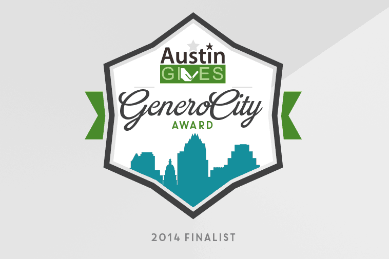 Alt Creative Selected as a Finalist for the 2014 GeneroCity Award