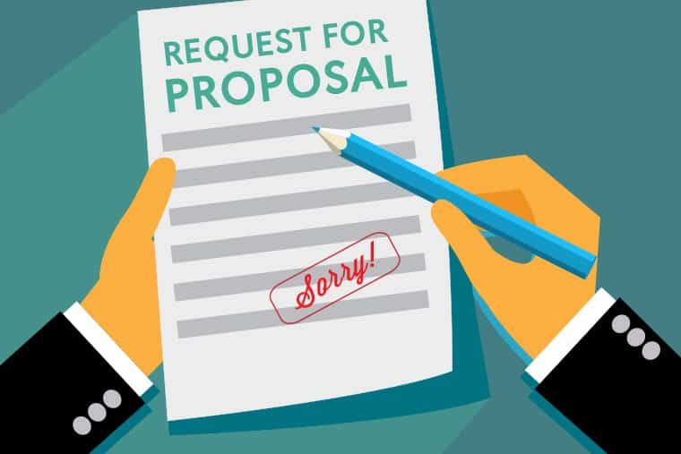 Why We No Longer Create Proposals from RFPs
