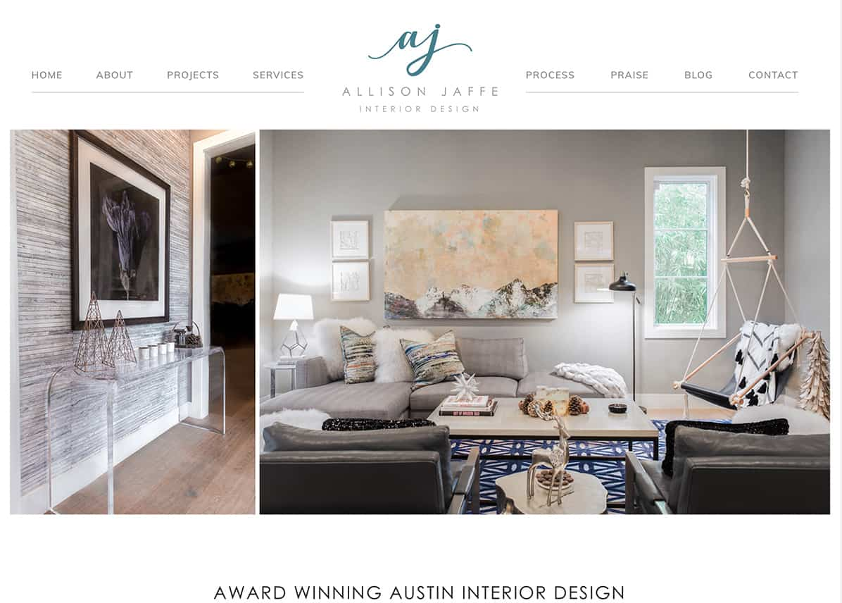 Allison Jaffe Interior Design