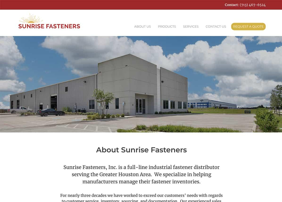 Sunrise Fasteners